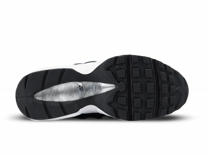 Wmns Air Max 95 SE PRM Black Reflect Silver Black AH8697 001
