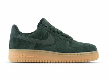 Nike Air Force 1 '07 LV8 Suede Outdoor Green Outdoor Green AA1117 300