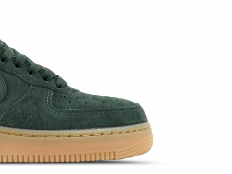Air Force 1 '07 LV8 Suede Outdoor Green Outdoor Green AA1117 300