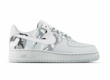Nike Air Force 1 '07 LV8 Pure Platinum Pure Platinum 823511 009
