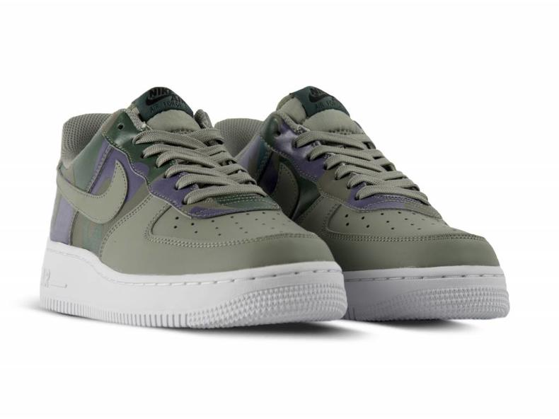 Air Force 1 '07 LV8 Dark Stucco Dark Stucco 823511 008