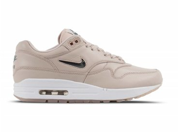 Nike W Air Max 1 Premium SC Silt Red Cool Grey White AA0512 601