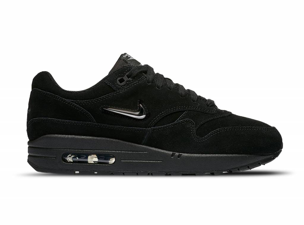 nike air max 1 premium black beige traffic school online. Black Bedroom Furniture Sets. Home Design Ideas