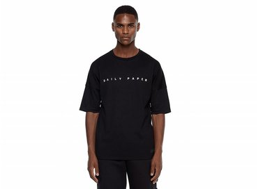 Daily Paper Ahid 2 Tee Black 17F1TS07