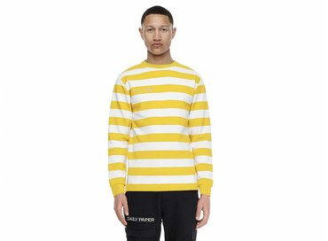 Daily Paper Astripe LS Yellow NOST17