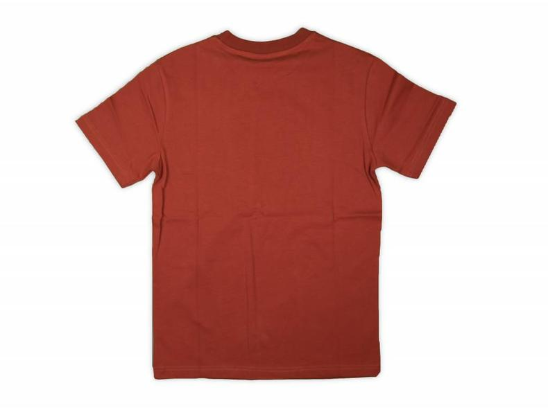 Afed Tee Rusty Red NOST30