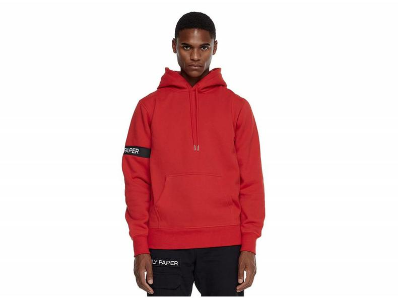 Captain Hoodie Red NOST34
