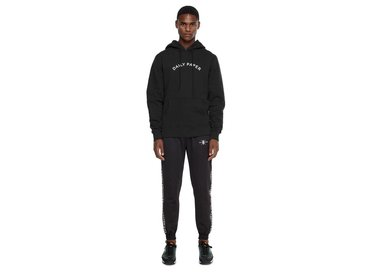 Daily Paper Arch Logo Hoodie Black NOST08