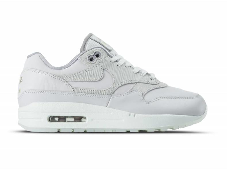 WMNS Air Max 1 PRM Vast Grey Vast Grey  454746 017