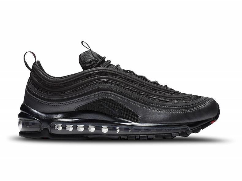 Nike Air Max 90 Premium Black Metallic Gold Shoes Best Price 700155 011
