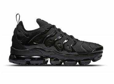 Nike Air Vapormax Plus Black Black Dark Grey 924453 004