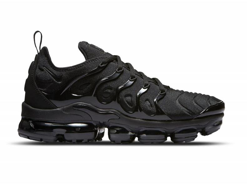 Air Vapormax Plus Black Black Dark Grey 924453 004