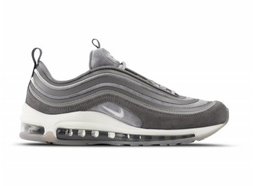 Nike WMNS Air Max 97 Ultra Lux Gunsmoke Summit White Atmosphere Grey AH6805 001
