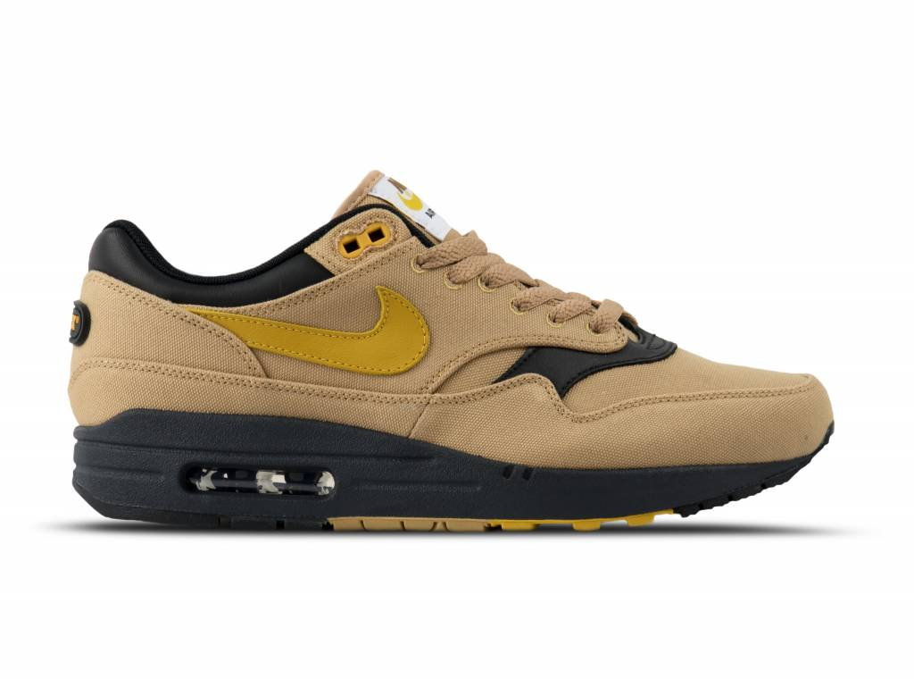 edef82ac87d ... norway nike air max 1 premium elemental gold mineral yellow black  875844 700 8a2ee 7d82d