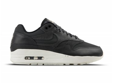 Nike WMNS Air Max 1 PRM Anthracite Anthracite Black 454746 016