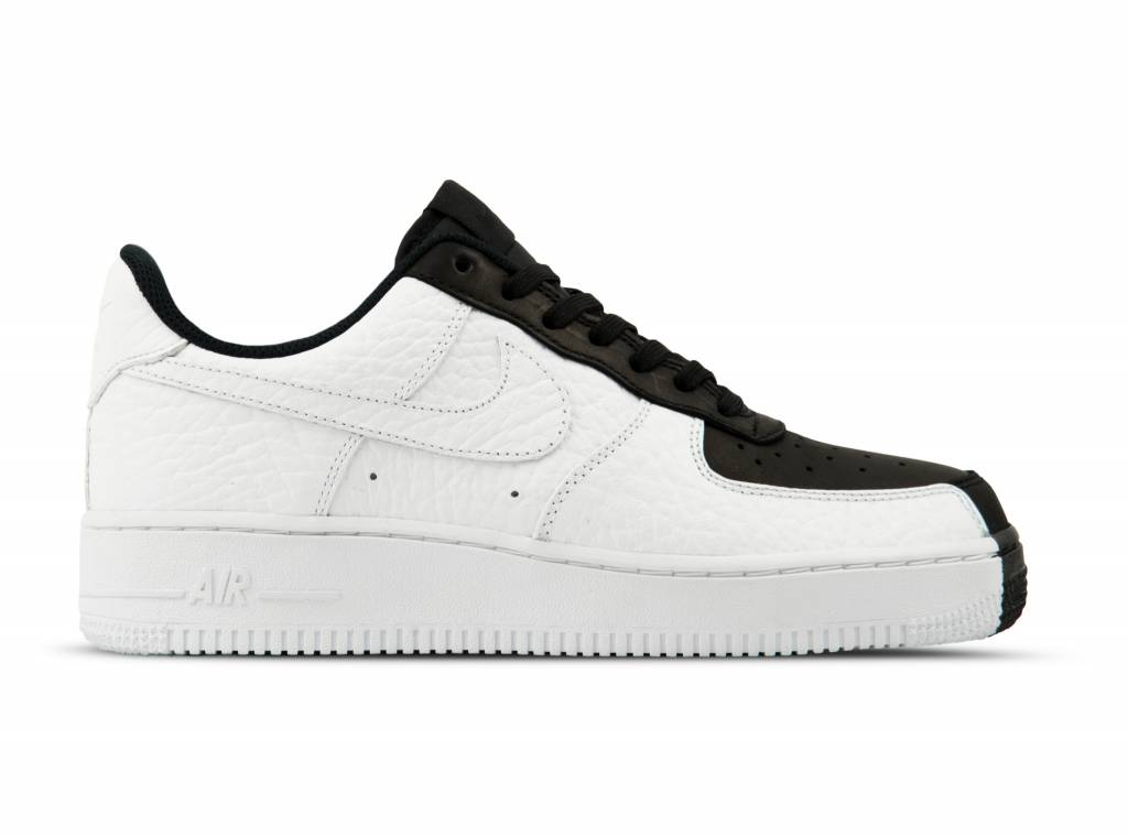 sale retailer cc7e1 f0e25 Nike Air Force 1 07 PRM Black White Black 905345 004