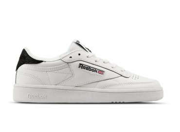 Reebok Club C 85 Emboss White Black BS9526