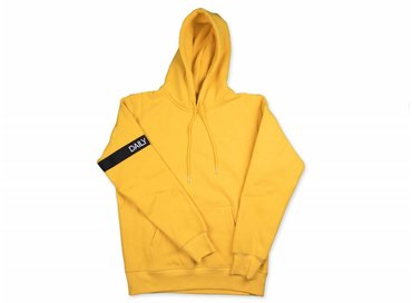 Daily Paper CPTN Hoodie Yellow NOST36