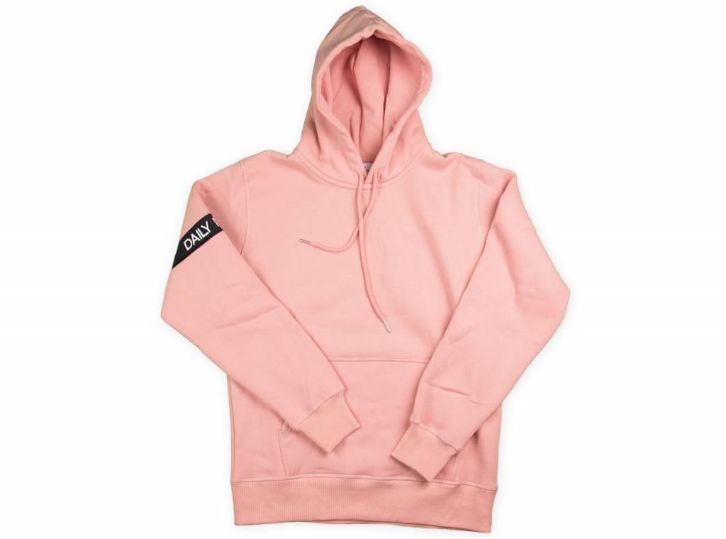 daily paper captain hoodie pink nost38 bruut online shop bruut online shop sneakerstore. Black Bedroom Furniture Sets. Home Design Ideas