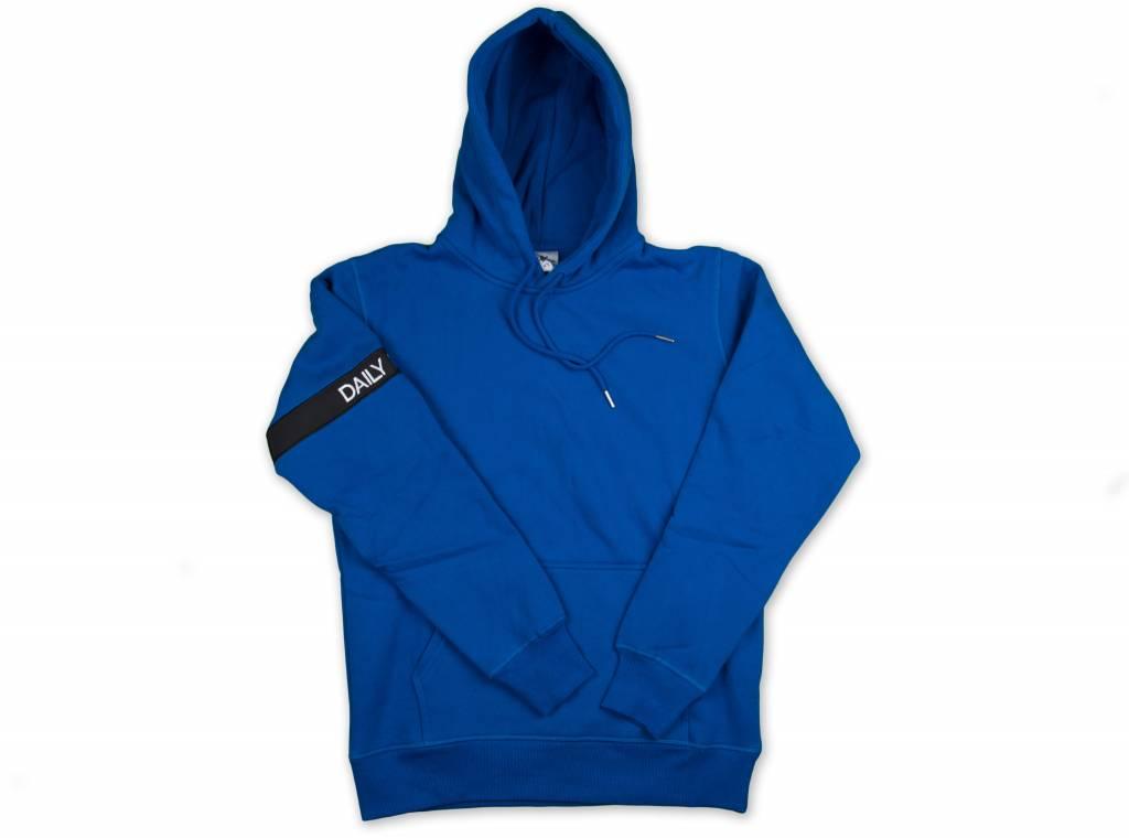 daily paper cptn hoodie dark blue 18s1sw17 1 bruut online shop bruut online shop sneakerstore. Black Bedroom Furniture Sets. Home Design Ideas