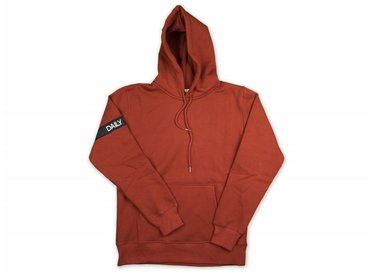 Daily Paper CPTN Hoodie Rusty Red 18S1SW17