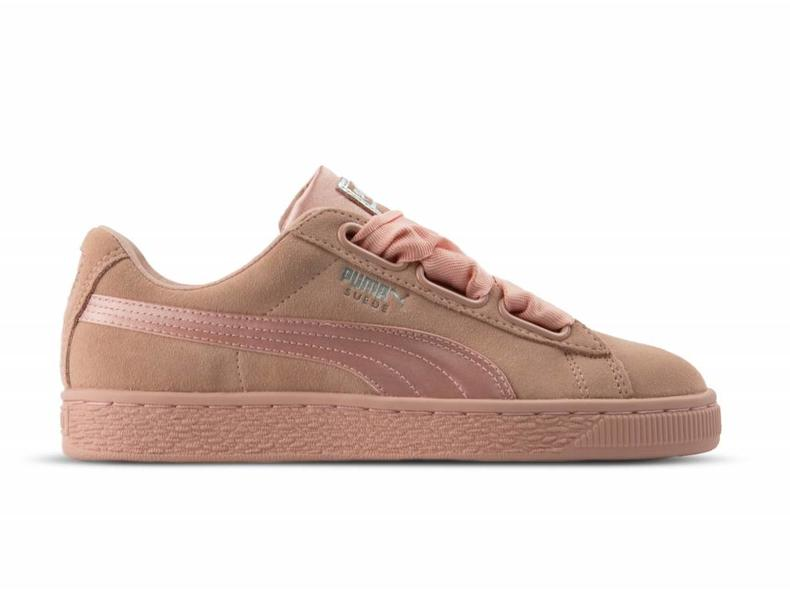 puma suede heart online shopping