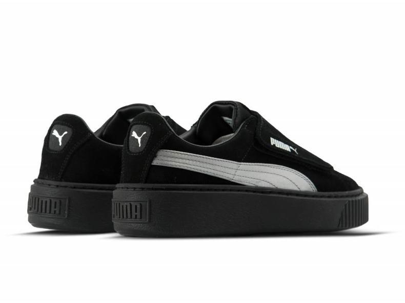 Platform Strap Satin EP Wn's Puma Black Puma Black 366009 02