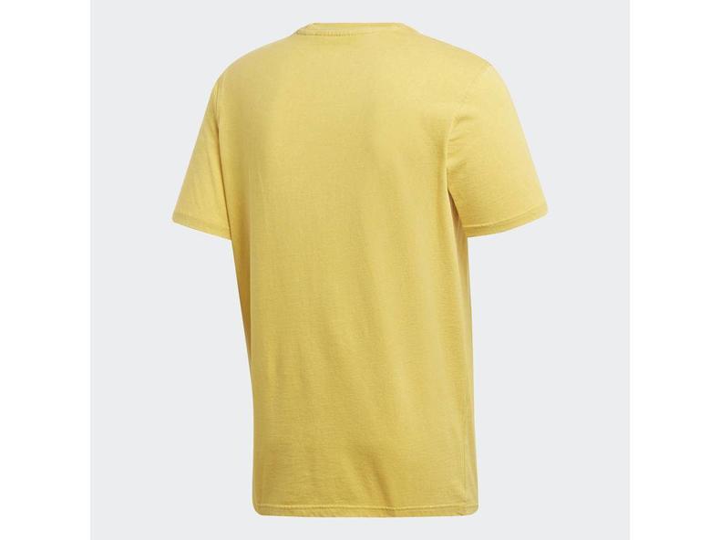 Trefoil T Shirt Tribe Yellow CW0706