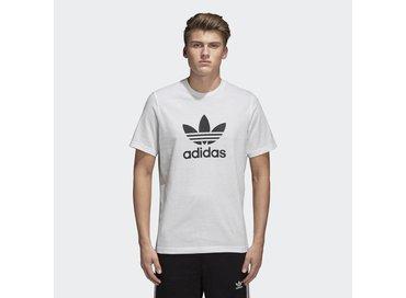 Adidas Trefoil T Shirt White CW0710