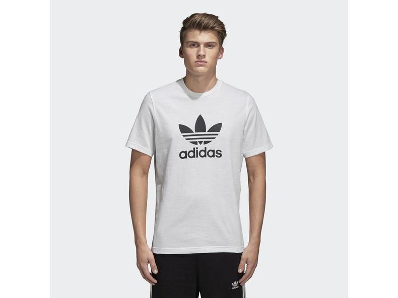 Trefoil T Shirt White CW0710