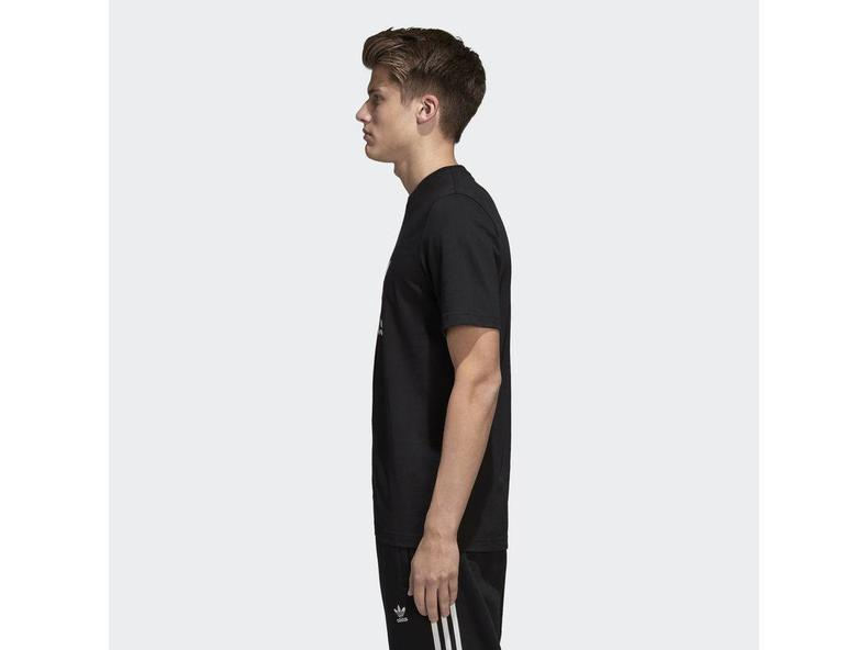 Trefoil T Shirt Black CW0709
