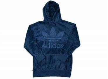 Adidas Velour Hoodie Conavy CW1327