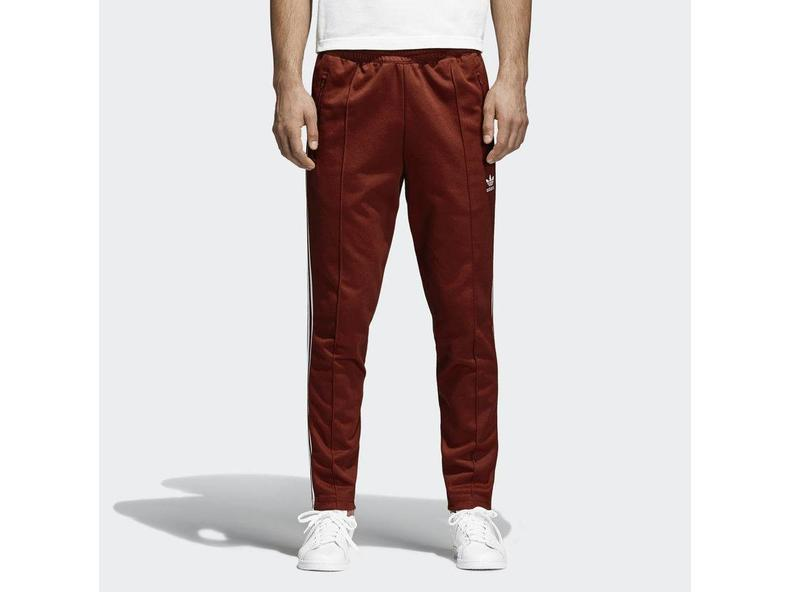 Beckenbauer Track Pants Rust Red CW1270