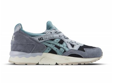 ASICS Gel Lyte V  Black Blue Surf H805L 9046