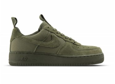 Nike Air Force 1 '07 CNVS Medium Olive Medium Olive 579927 200