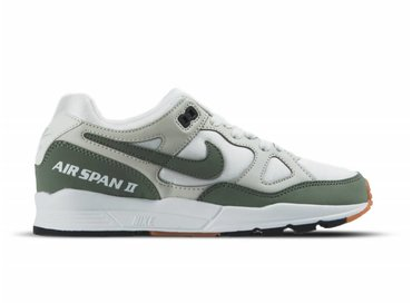 Nike Air Span II Summit White Dark Stucco AH6800 100