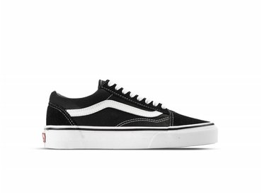 Vans Old Skool Black True White VN000W9T6BT