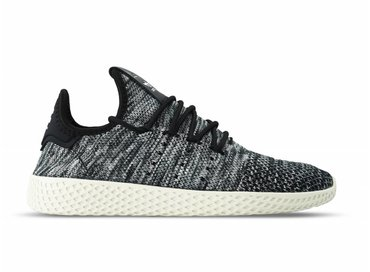 Adidas Pharrel Williams Tennis Hu PK Core Black Core Black Footwear White CQ2630