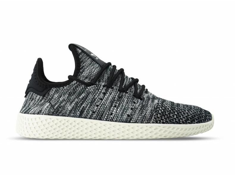 Pharrel Williams Tennis Hu PK Core Black Core Black Footwear White CQ2630