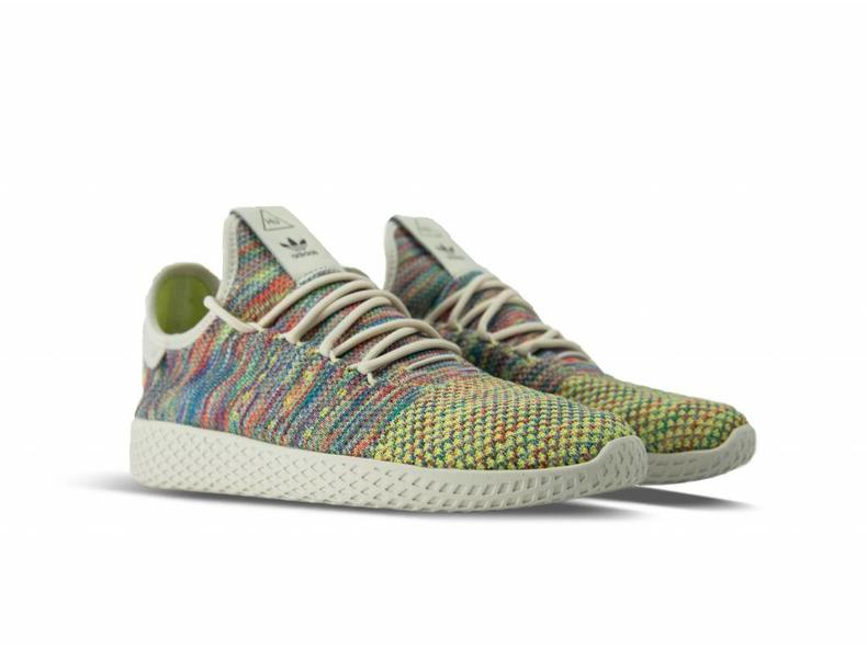 Pharrel Williams Tennis Hu PK Multi Color Multi Color CQ2631