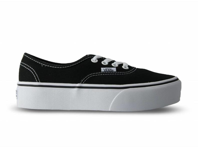 Authentic Platform Black VN0A3AV8BLK