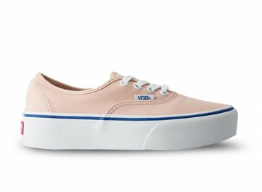 Vans Authentic Platform Canvas Evening Sand VN0A3AV8RZ6