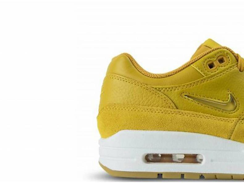 WMNS Air Max 1 Premium SC Mineral Yellow Mineral Yellow AA0512 700