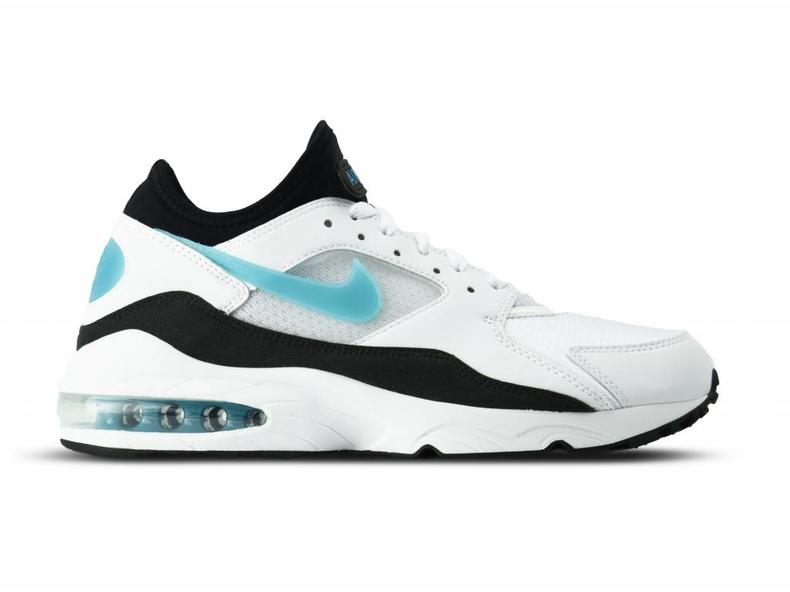 Air Max 93 White Sport Turq Black 306551 107