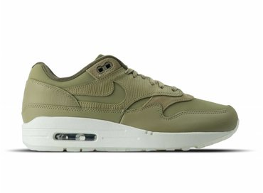 Nike WMNS Air Max 1 PRM Neutral Olive Neutral Olive 454746 205