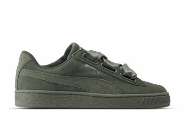 Puma Suede Heart Pebble Wn's Rock Ridge Rock Ridge 365210 02
