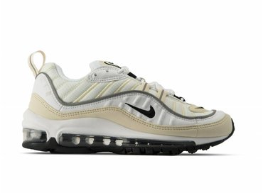 Nike Wmns Air Max 98 White Black Fossil AH6799 102