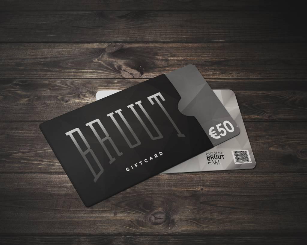 Cadeaukaart 50,-