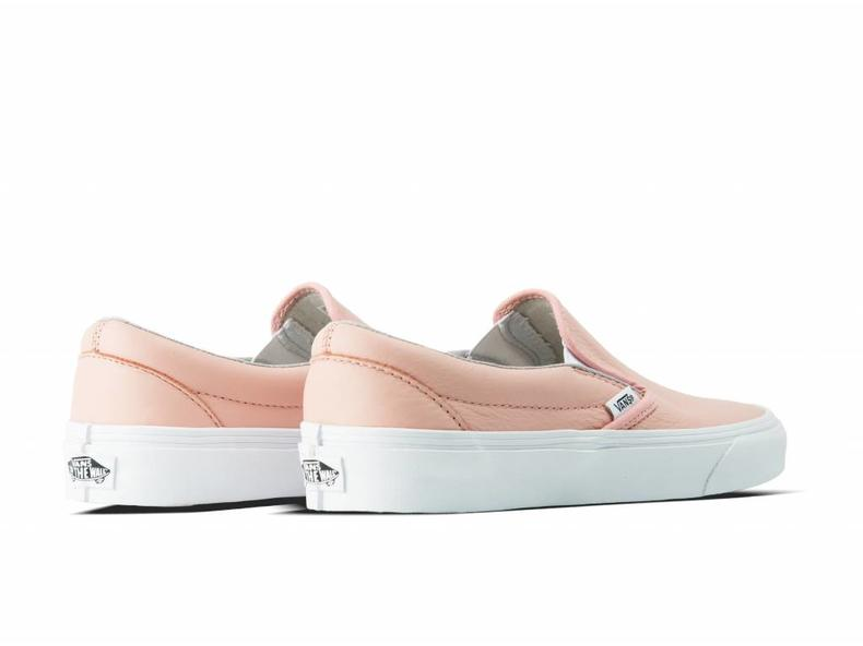 Classic Slip On Leather Oxford Evening VN0A38F7QD6