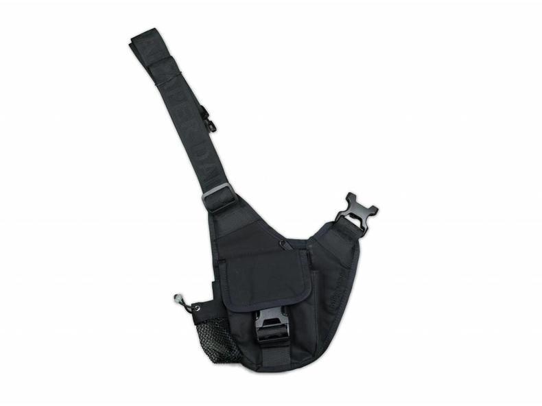 V Waist Bag Black 18S1ACC09